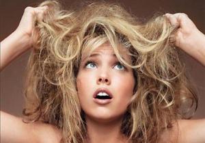 Что делать, если волосы как солома