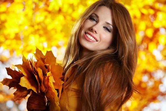 Советы, как ухаживать за волосами осенью