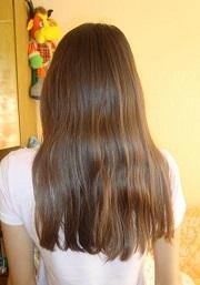 Маска для волос с крахмалом