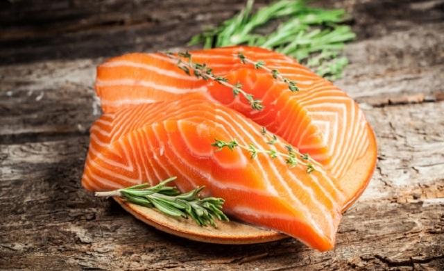 Рыба с высоким содержанием Омега-3
