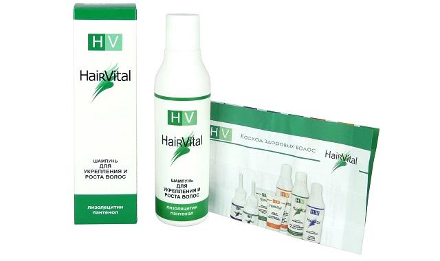Укрепляющий шампунь Hair Vital