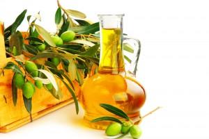 Маска с оливковым маслом и авокадо