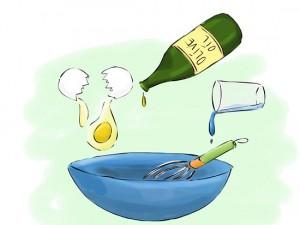 Рецепты масок с яйцом и медом