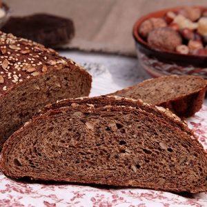 С ржаным хлебом