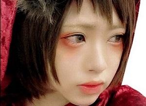 Японский макияж byojaku