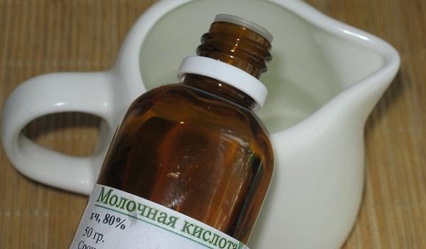 Пилинг молочной кислотой в домашних условиях