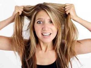 Причины быстрой потери волос