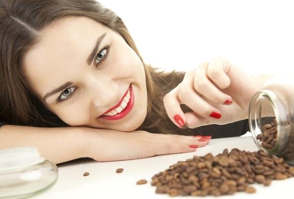 Скраб из кофейной гущи