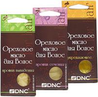 Ореховое масло для волос DNC