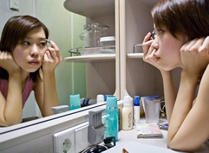 Утренний макияж