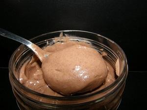 Маска с порошком и маслом какао