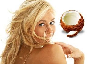 Индийское кокосовое масло для волос