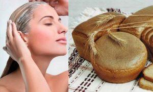 Хлеб и В12 для волос