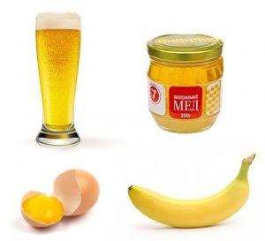 С пивом, мёдом и бананом