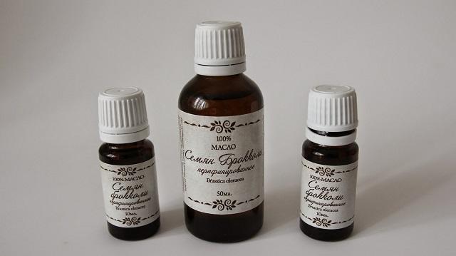 Эфирное масло брокколи 100%