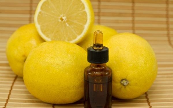 Лимонное эфирное масло для волос