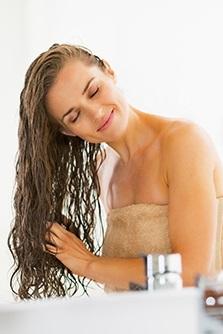 Применение арганы для волос