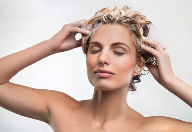 Уход за волосами - мытье головы