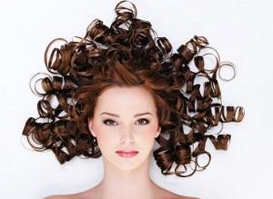 Кератиновое завивка волос
