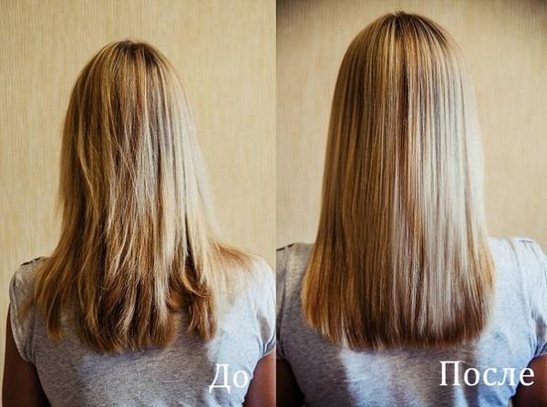 Польза касторового масла для волос