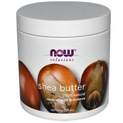 Нерафинированное масло ши для волос