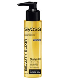 Средство Syoss Beauty Elixir с дозатором объемом 100 мл.