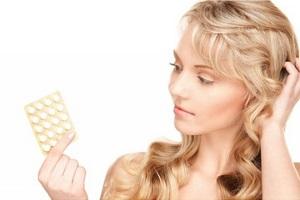 Противозачаточные таблетки и выпадение волос